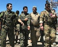 ABD ve PKKdan Suriyede SDG oyunu