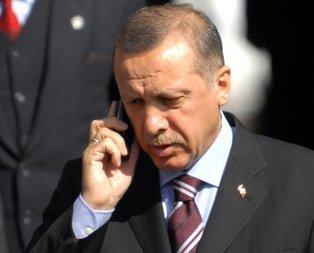 Şehit polis Sekin'in ailesine taziye telefonu
