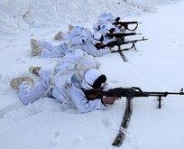 Hainlerin soluğu kesildi: 66 terörist öldürüldü