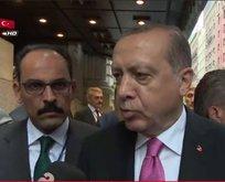 Erdoğan: Adımlar sert olacak