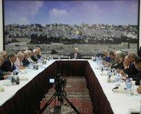 Mahmud Abbastan Mescid-i Aksa açıklaması