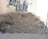 Surda hendek kazan PKKlı operatörlere ağır ceza
