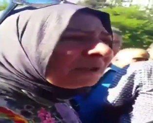 FETÖcü kadından sokak çağrısı