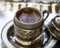 Türk kahvesinde muhteşem tespit