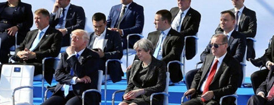 NATOnun yeni karargahı açıldı