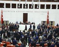 Meclis dün 'aç-kapa' yaptı