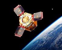 Göktürk-1 uydusunun ilk görüntüleri
