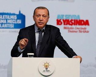 Erdoğan: Racon kesilecekse bizzat keserim