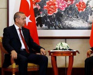 Erdoğan, Putin ile Irak ve Suriyeyi görüştü!