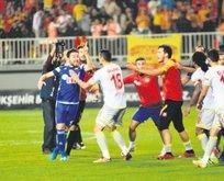 Eskişehirspor'a çifte ceza verildi