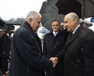 Liderler referandum sonrası ilk kez bir araya geldi