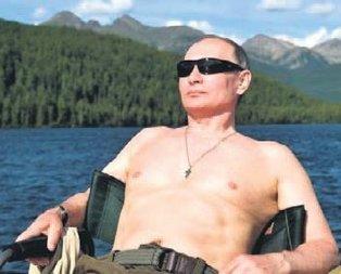 Putin'e meydan okudu