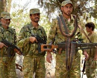 ÖSO YPG'yi çürüttü
