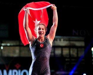 Yasemin Adar dünya şampiyonu