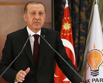 Cumhurbaşkanı Erdoğan'dan çarpıcı uyarı