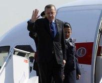 Cumhurbaşkanı Ürdün'e gidiyor