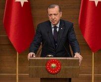 Cumhurbaşkanı Erdoğan Merkel'i yerin dibine soktu