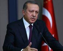 """Erdoğan: """"PYD ve YPG Münbiç'te kalmayacak"""""""