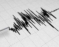 Muğlada 5,2 büyüklüğünde deprem