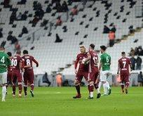 Ziraat Türkiye Kupasında dev eşleşme