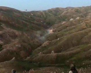 Terör örgütü PKKya büyük darbe! 6 terörist etkisiz hale getirildi
