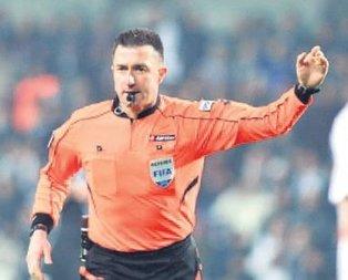 UEFA'dan Göçek ve Palabıyık'a görev