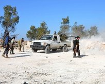 El Babda Esed rejimine ağır darbe