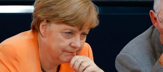 Merkelden Türkiye çarkı!