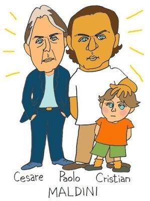 Baba-oğul ünlü futbolcular
