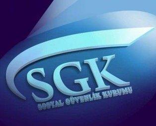 SGK'dan flaş açıklama: O süre uzatıldı