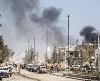 El Babda hain saldırı!