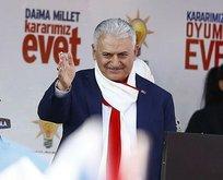 Başbakan Yıldırımdan kritik seçim barajı açıklaması