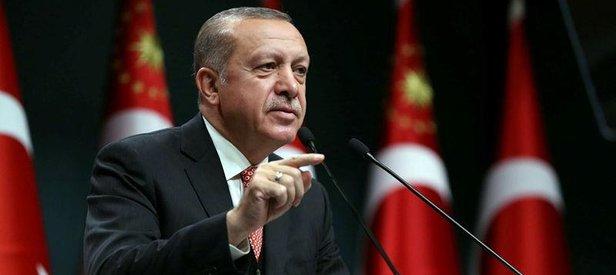 Erdoğan HSK üyelerini belirledi