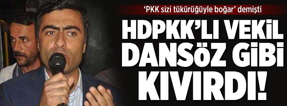 HDPli Abdullah Zeydan mahkemede kıvırdı!