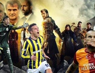 Süper Lig futbolcuları Diriliş Ertuğrul'da oynasaydı...