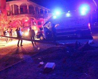 Bingölde PKKdan hain saldırı: 1 şehit