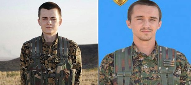 Suriyede öldürülen YPGliler bakın kim çıktı!