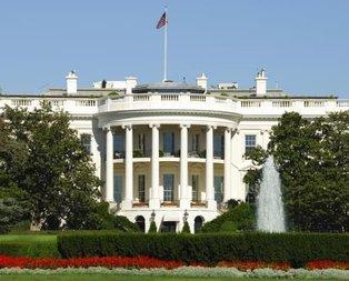Beyaz Sarayda bomba alarmı