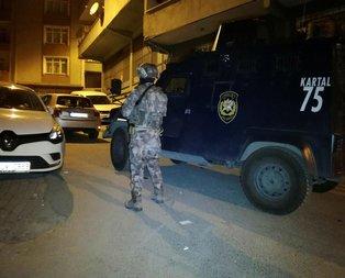 İstanbul'da 1 Mayıs öncesi şafak operasyonu
