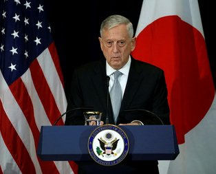ABD Savunma Bakanı Mattis, Türkiyeye geliyor