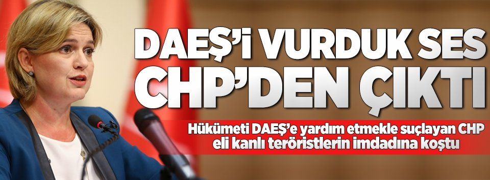 CHP, Fırat Kalkanı harekatını hazmedemedi