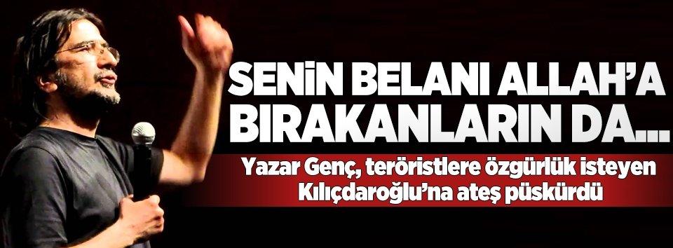 Nihat Genç Kılıçdaroğlunu yerden yere vurdu