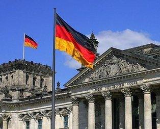 Berlin'de skandal