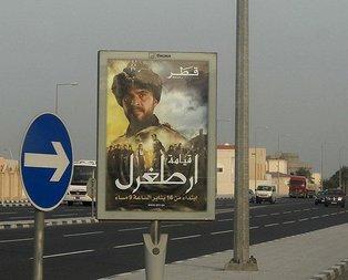 Arap ülkeleri Dirilişi çok sevdi