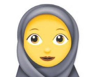 Başörtülü emoji geliyor