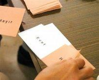 Oy kullanmak için son tarih belli oldu