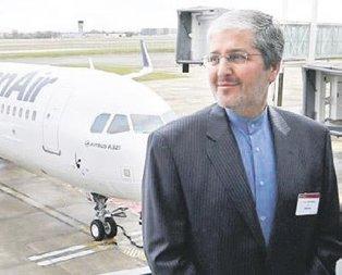 İran yeni uçağını hacı yapacak