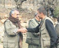 PKK elebaşısı, hendekçi teröristi böyle uğurlamış