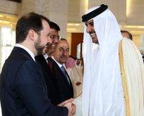 Katar'dan Türkiye'ye büyük övgü