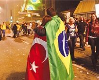 Hedefteki iki ülke Türkiye-Brezilya